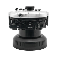 Fujifilm X-T30 40m/130ft SeaFrogs Underwater Camera Housing (16-50mm / 18-55mm) with Pistol grip - A6XXX SALTED LINE