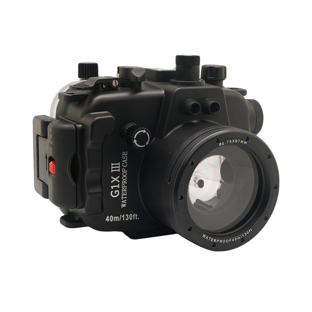 G1X III 40m/130ft SeaFrogs Underwater Camera Housing - A6XXX SALTED LINE