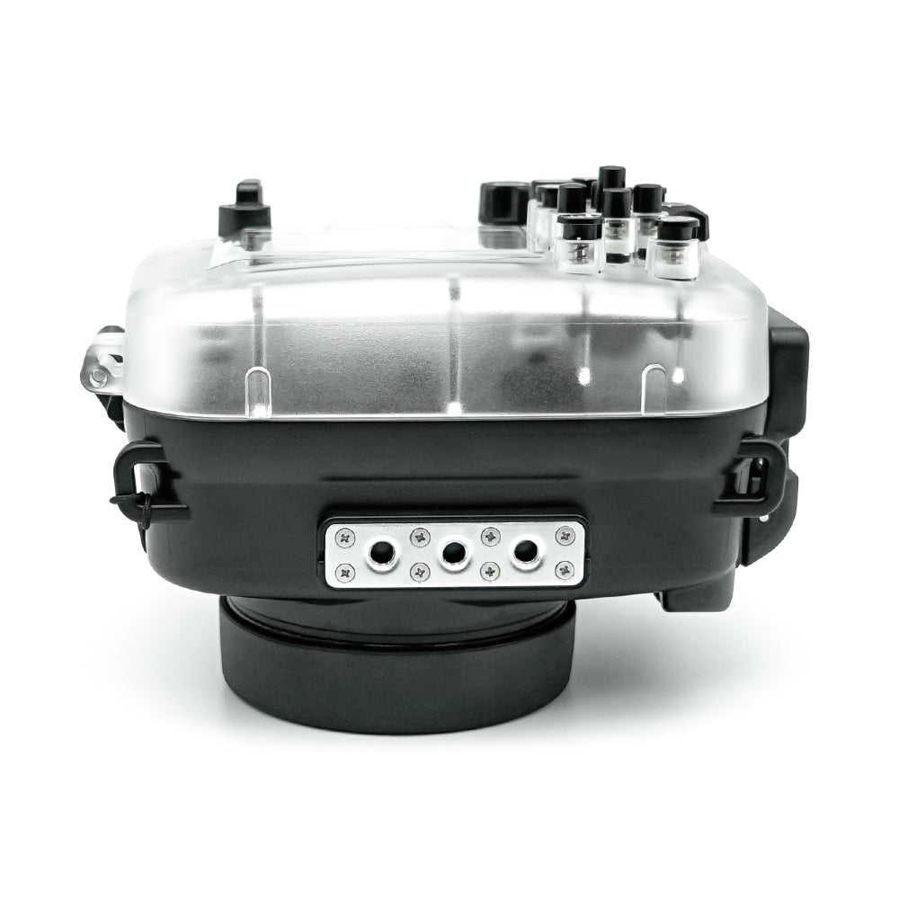 EOS M5 ( 22mm ) 40m/130ft SeaFrogs Underwater Camera Housing - A6XXX SALTED LINE