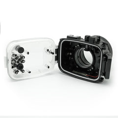 EOS M6 ( 18-55mm ) 40m/130ft SeaFrogs Underwater Camera Housing - A6XXX SALTED LINE