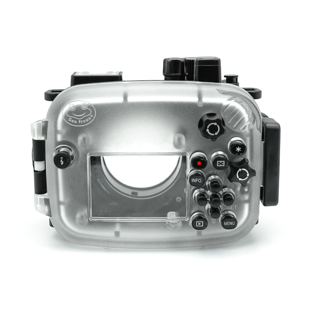 EOS M6 ( 22mm ) 40m/130ft SeaFrogs Underwater Camera Housing