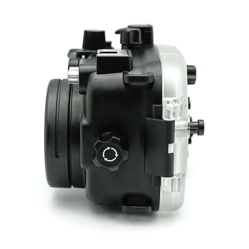 EOS M6 ( 22mm ) 40m/130ft SeaFrogs Underwater Camera Housing - A6XXX SALTED LINE