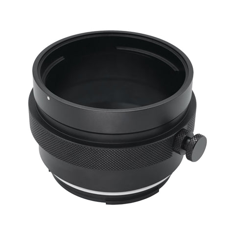 Extension ring for Sea Frogs SONY A7III - A7RIII / A7RIV / A9 housings - SONY 70-200mm F4 lens