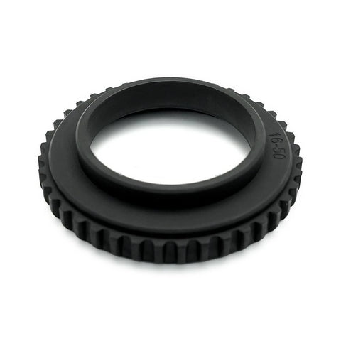 Zoom gear for Fujifilm XC 16-50mm lens - A6XXX SALTED LINE