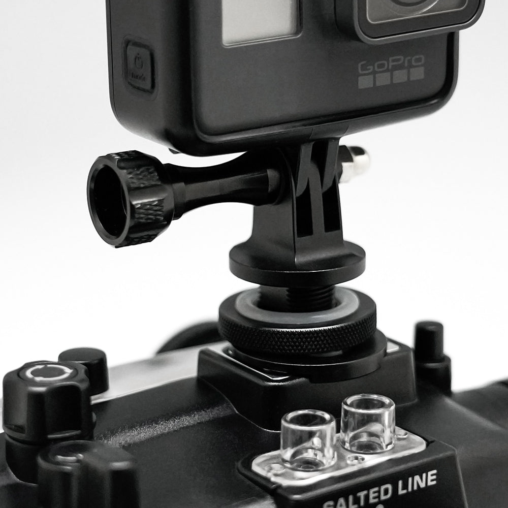 GoPro Cold shoe mount - A6XXX SALTED LINE