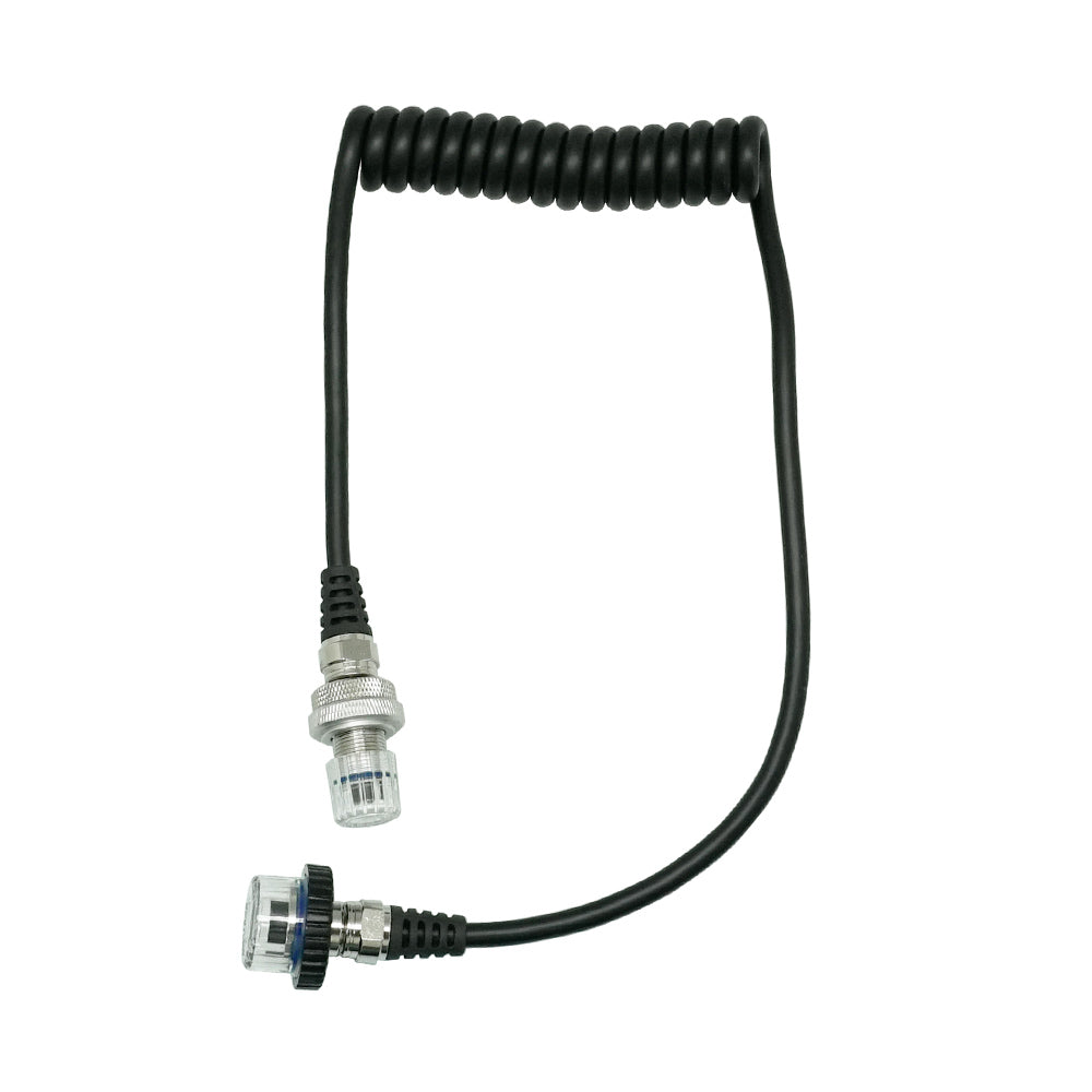 Sea Frogs 5-Pin Sync Cord to Nikonos type bulkhead for underwater housings, 100M/330FT