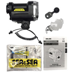 Sea & Sea YS-03 Underwater strobe / 2 meters fiber optic cable