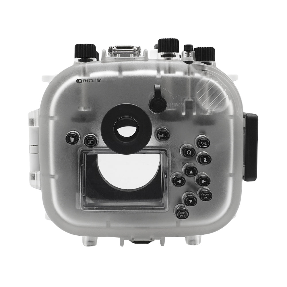 Fujifilm X-T3 40M/130FT Underwater camera housing kit FP.2 (White)