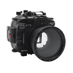 Fujifilm X-T3 40M/130FT Underwater camera housing kit FP.1
