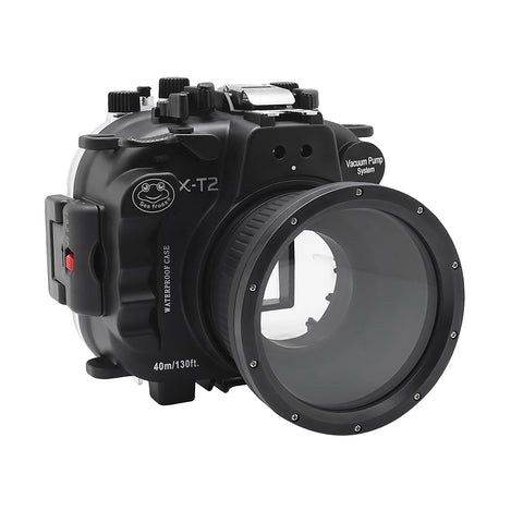Fujifilm X-T2 40M/130FT Underwater camera housing kit FP.1