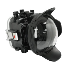 Fujifilm X-T30 40m/130ft SeaFrogs Underwater Camera Housing with Dry dome port V.1 - A6XXX SALTED LINE
