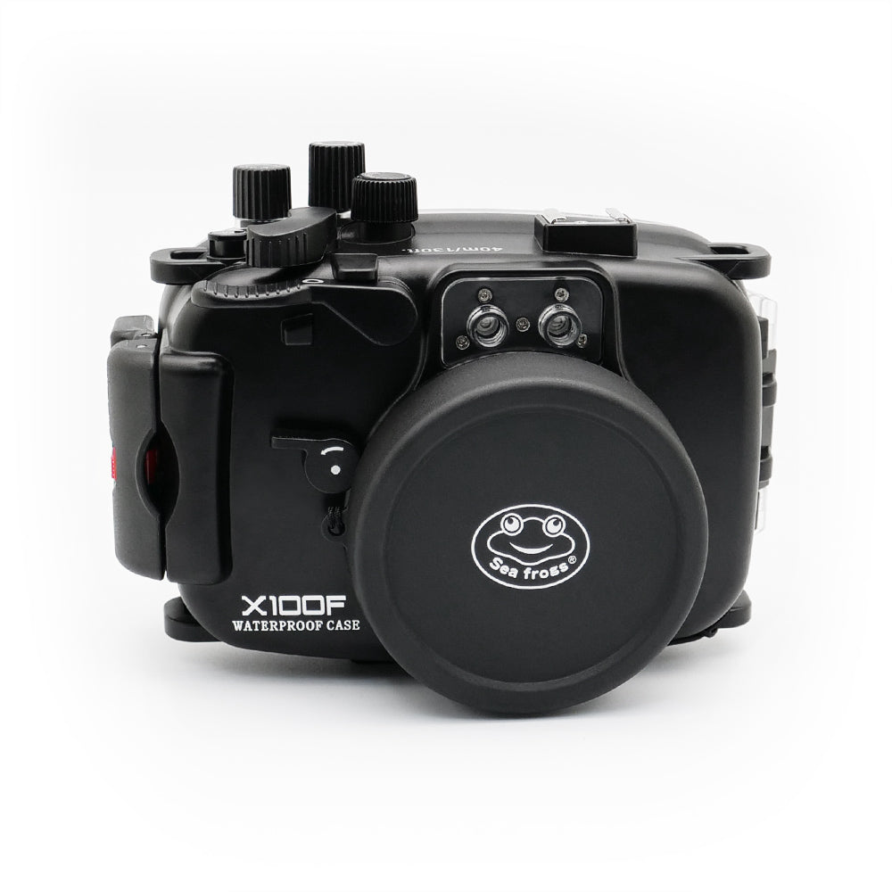 Fujifilm X100F 40m/130ft SeaFrogs Underwater Camera Housing - A6XXX SALTED LINE