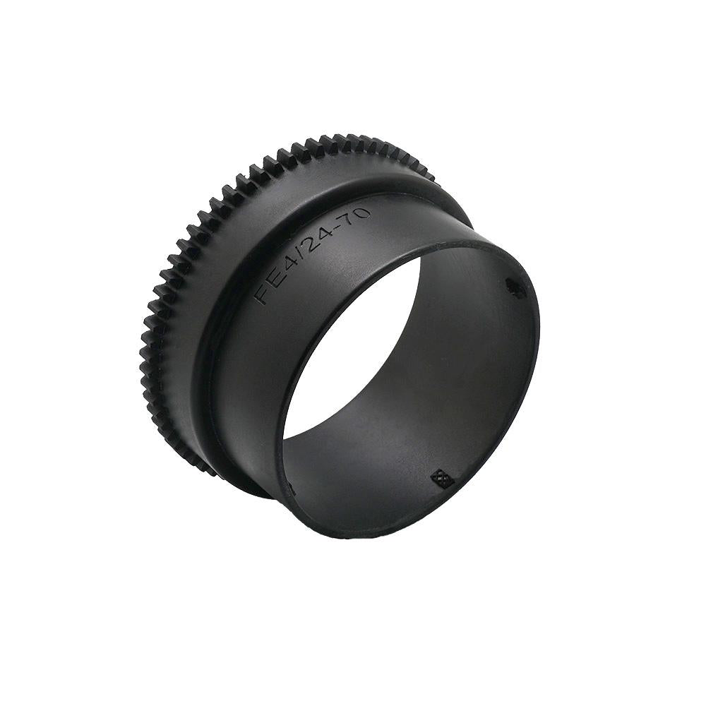 Zoom gear for Sony FE 24-70mm F4  lens - A6XXX SALTED LINE