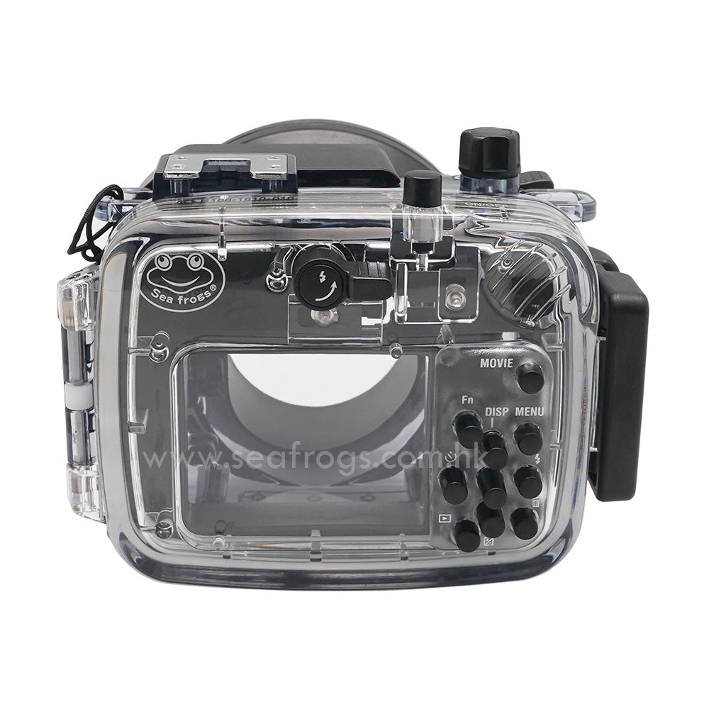 Sony DSC-RX100 VI 60m/195ft SeaFrogs Underwater Camera Housing - A6XXX SALTED LINE