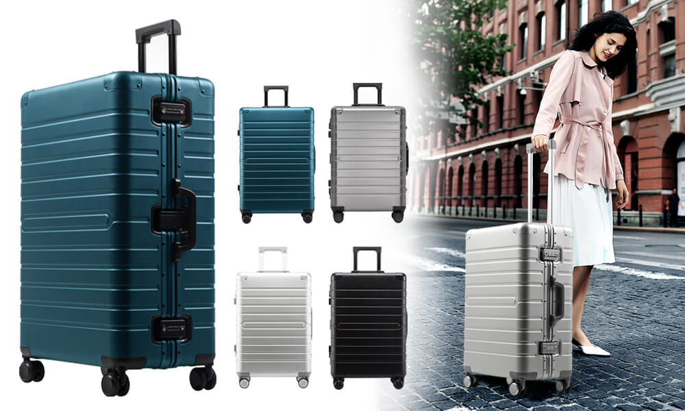 About Kroeus Luggage