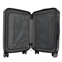 PC Lightweight Zipper Scratch-resistant Luggage