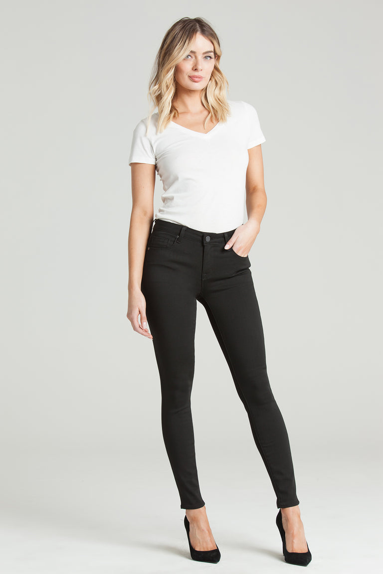 Ava Skinny in Eternal Black