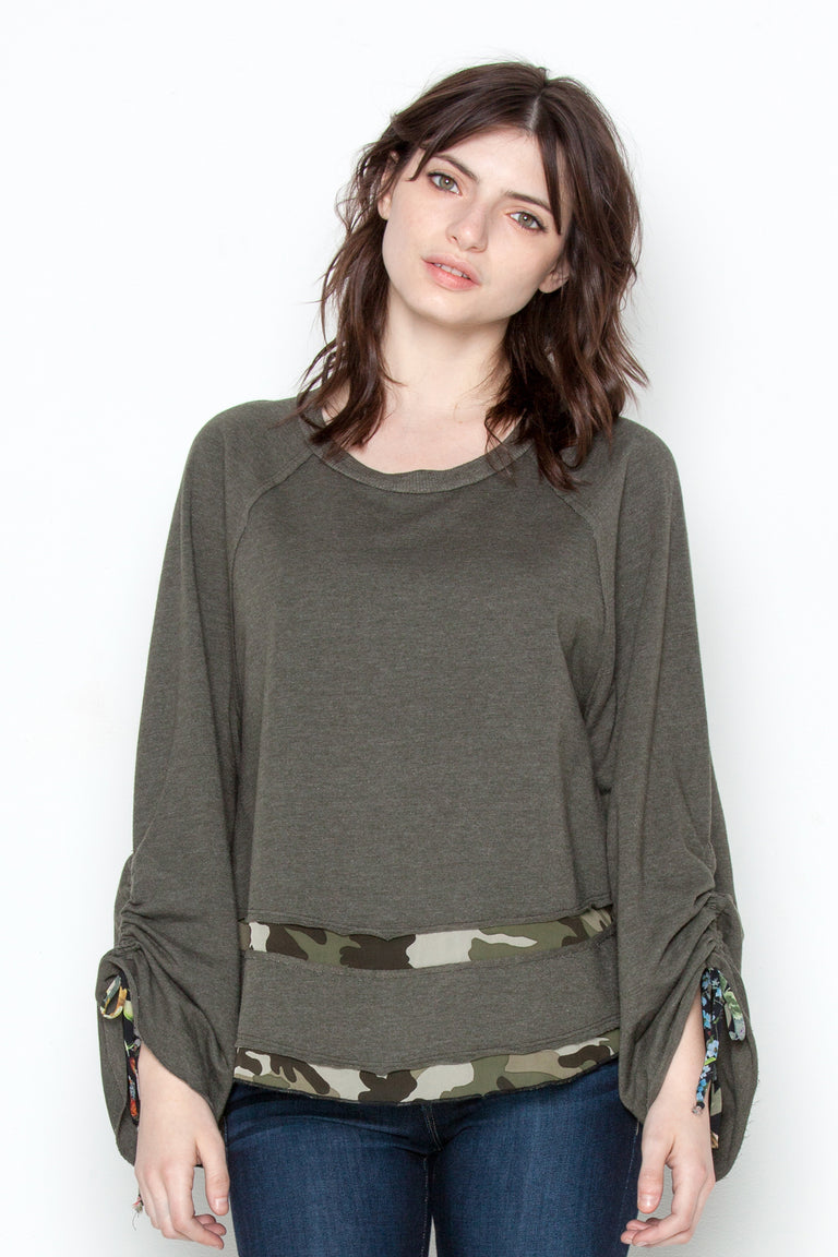 Penny Pull-Over in Military
