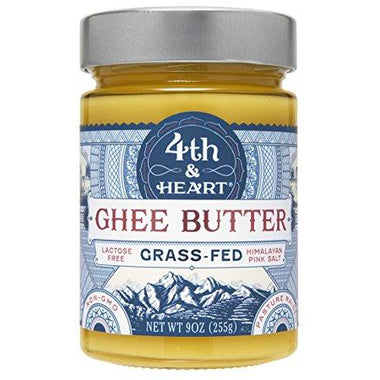 4th & Heart Himalayan Pink Salt Ghee Butter