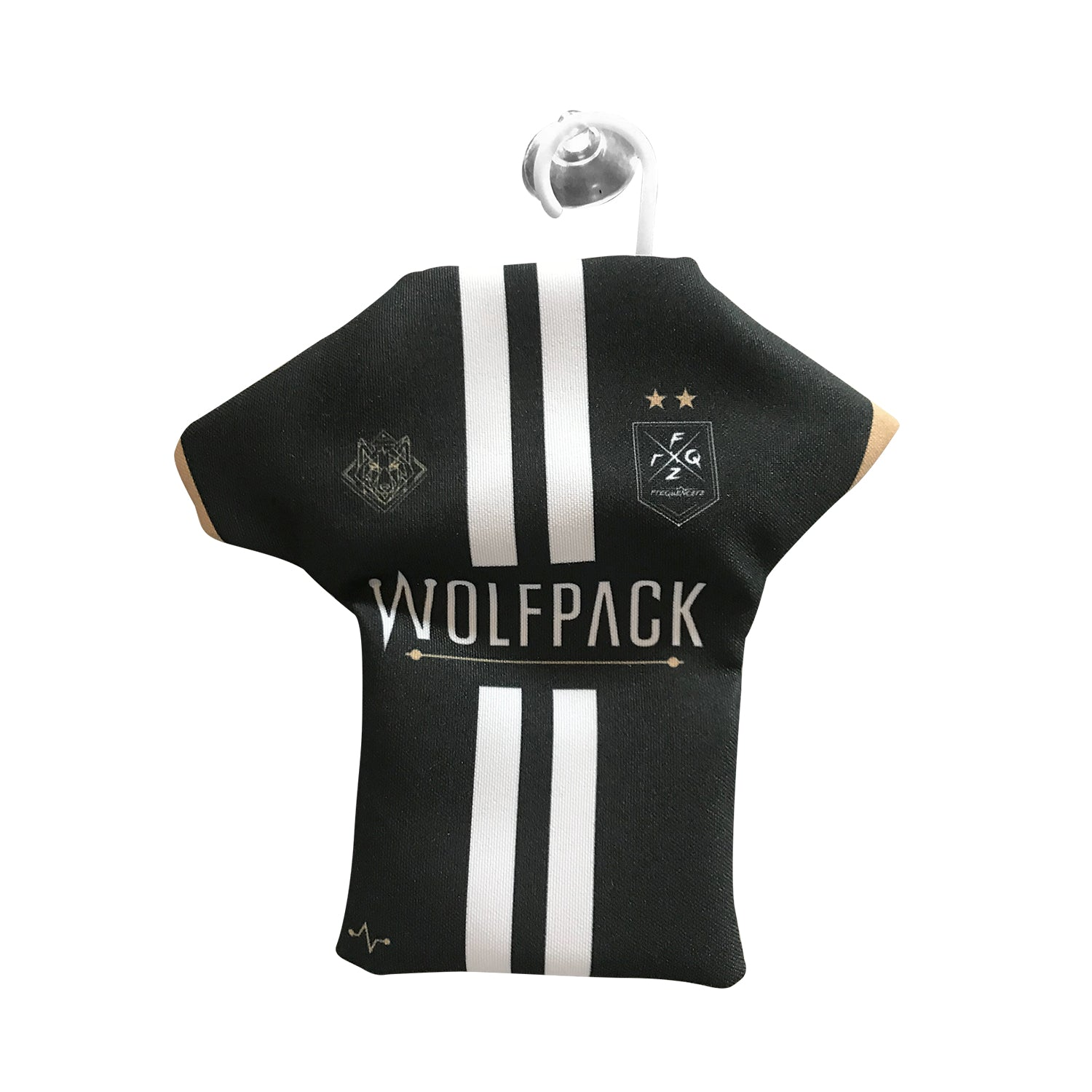 Wolfpack Car T-shirt