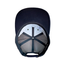Load image into Gallery viewer, B-Freqz Trucker cap Blue