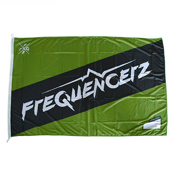 Frequencerz Flag 'Green'