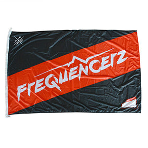 Frequencerz Flag 'Red'