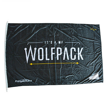 Frequencerz Flag 'Wolfpack'