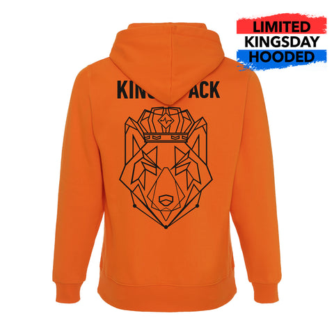King of the Pack Hooded