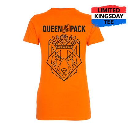 Queen of the Pack t-shirt