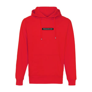 Wolfpack Hooded Red
