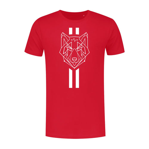 Wolfpack T-Shirt - Red