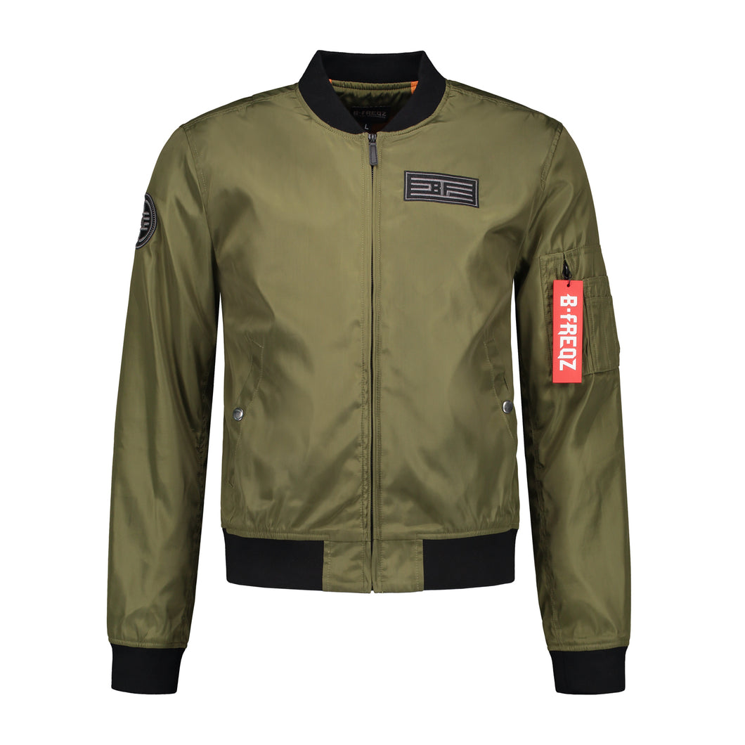 B-Freqz Crew Bomber (LIMITED)