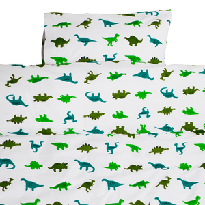 Dinosaur Toddler Cot Bed Duvet Set - Finberry