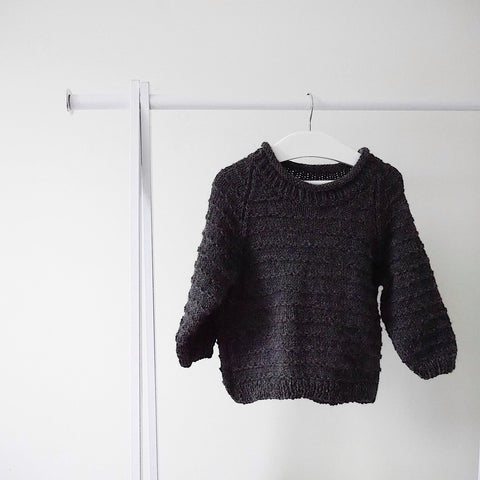 Traditional Wool Jumper - Finberry