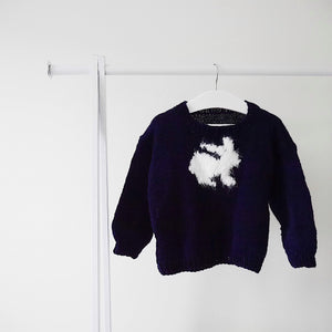 Rabbit Motif Jumper - Finberry