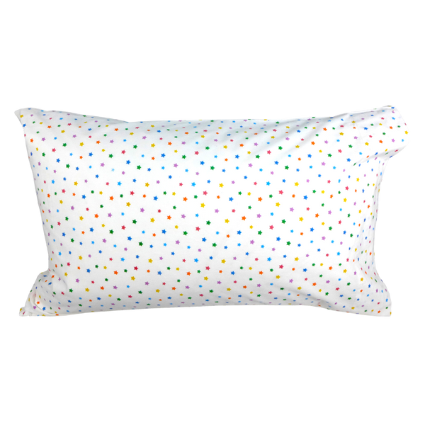 Star Single Pillowcase - Finberry
