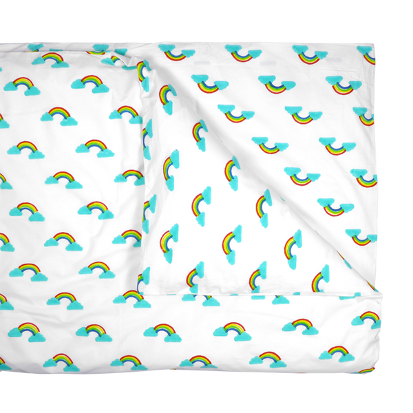 Rainbow Single Duvet Cover - Finberry
