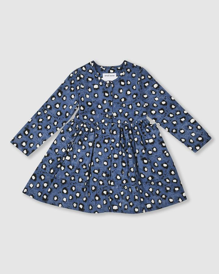 Painted Dots Dress