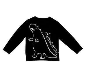 Dinosaure Long Sleeve T-shirt - Finberry