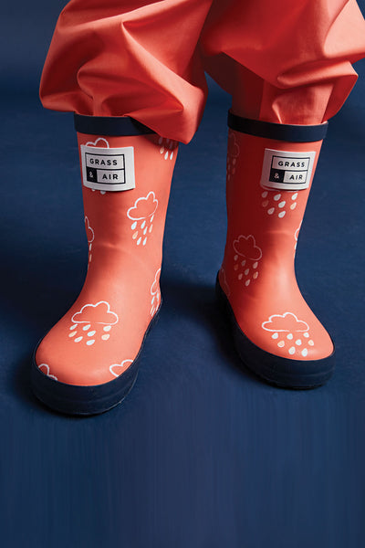 Colour Revealing Wellies - Finberry