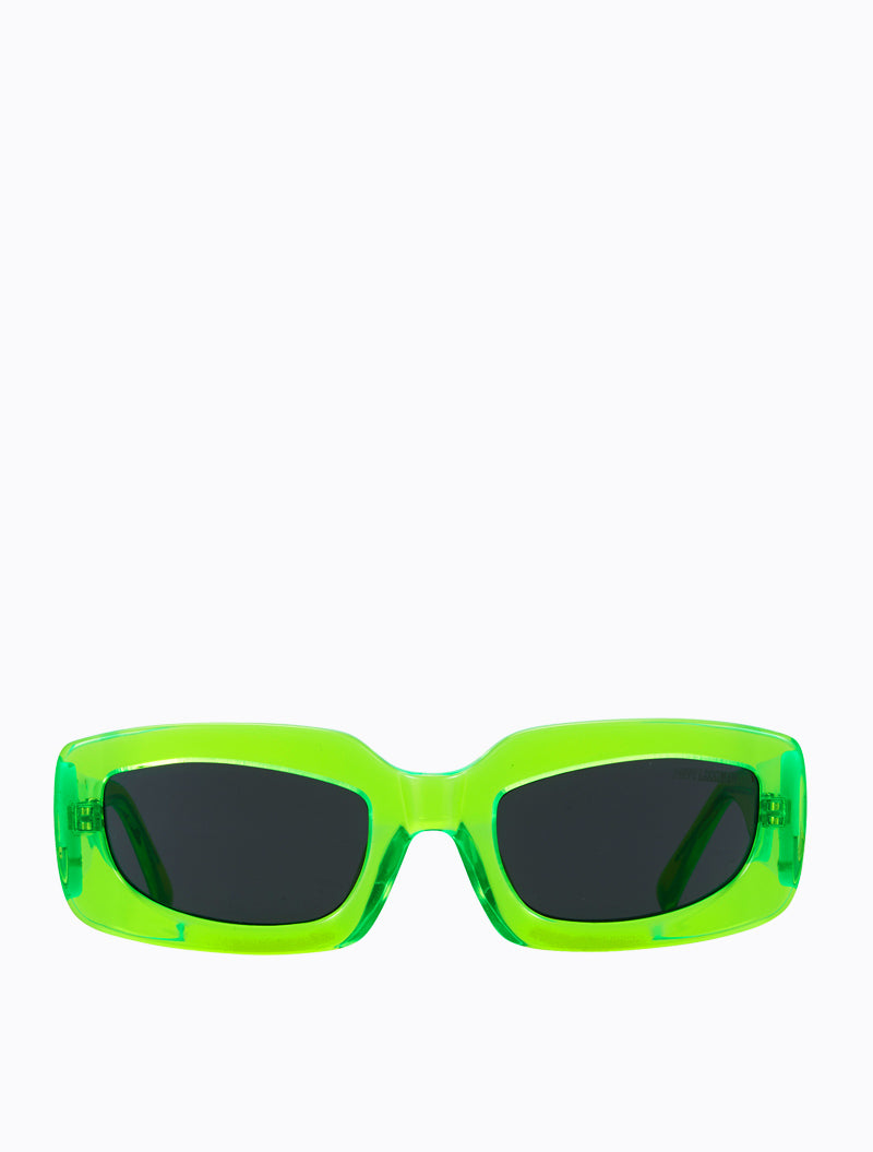 5f3650babcd57 Shop   Sunglasses   Stevie - Neon Green