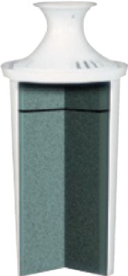 The Brita 2 stage filter only removes 50% of dissolved solids
