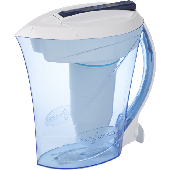ZEROWATER 10 Cup Ready-Pour ZP-010 Water Filter Pitcher