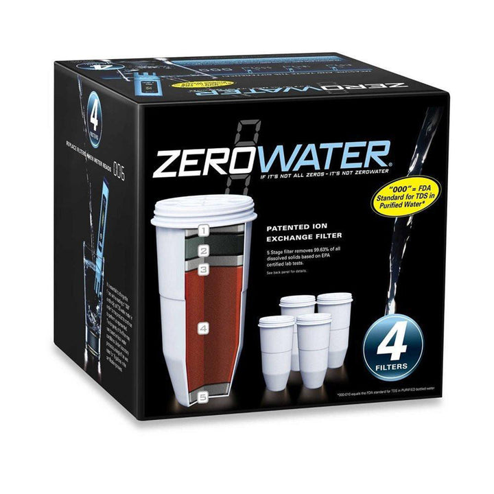 ZeroWater Replacement Filter Bundles