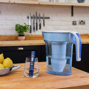 "ZeroWater 7 Cup / 1.7L Jug AS FEATURED ON PHILIP SCHOFIELDS' ""HOW TO SPEND IT WELL AT CHRISTMAS"""