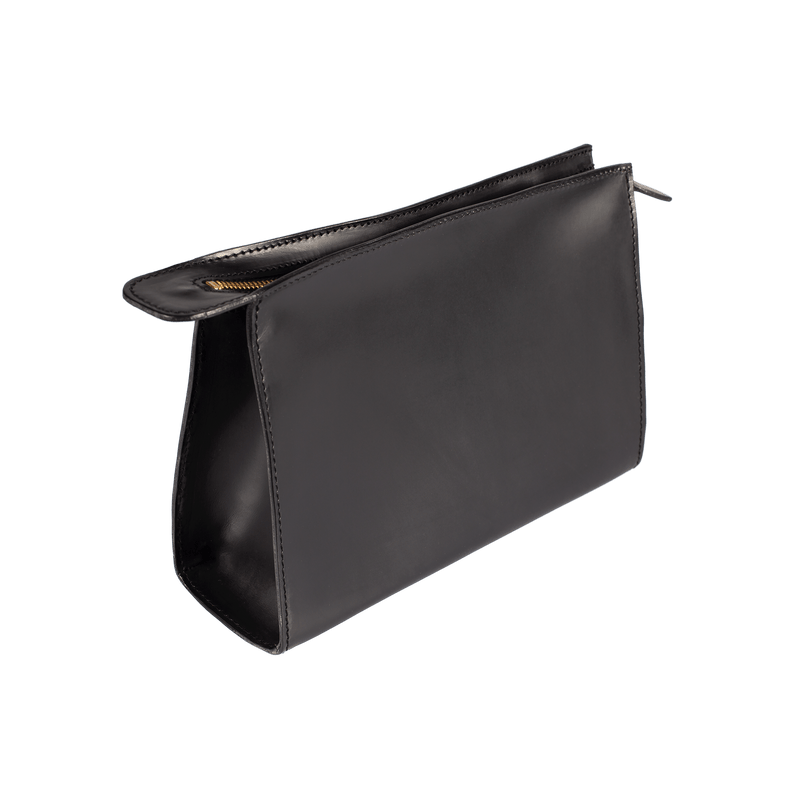 Wedge Wash Bag - Black