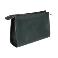 Wedge Wash Bag - Jaguar Green
