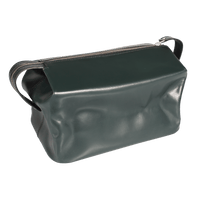 Expandable Travel Wash Bag - Jaguar Green