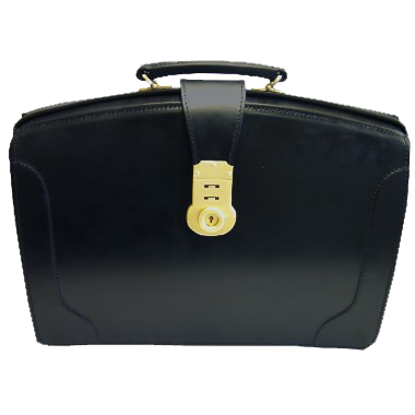 Bow Top Document Case 86BT